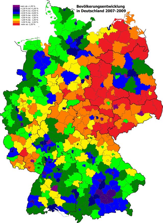 Bevölkerungsentwicklung_Landkreise_2007-2009