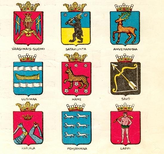 Hauska kirjoitus Suomen maakunnista | Väestötiede