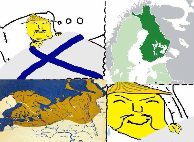 Suomalaiset Mongoleja