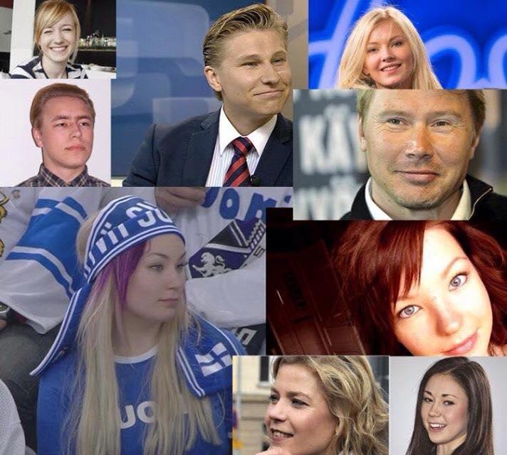 suomalaiset naisnäyttelijät kuvina Loimaa