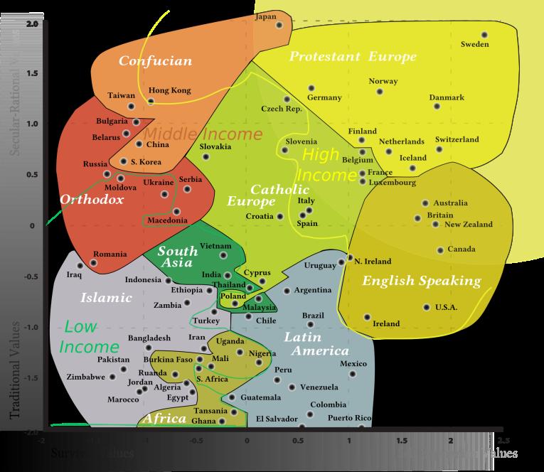 Inglehart_Values_Map2.svg