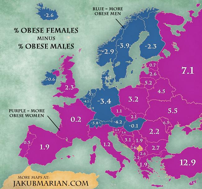 obese-men-women