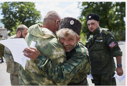 We Witnessed an Initiation Ceremony That Turned Ragtag Rebels Into Cossacks VICE News - Google Chrome 6.9.2015 183006
