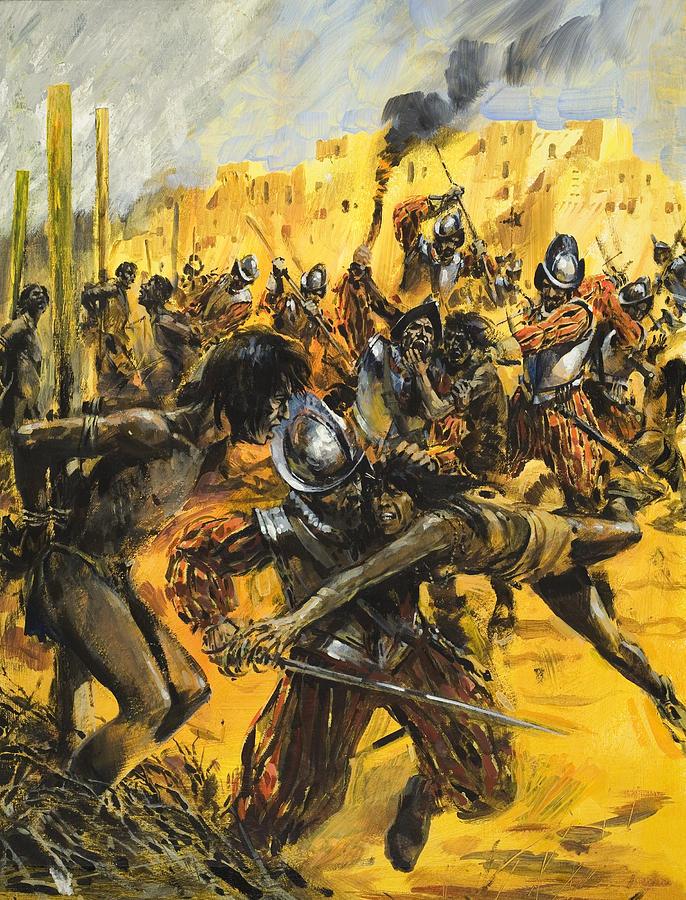 spanish-conquistadors-graham-coton