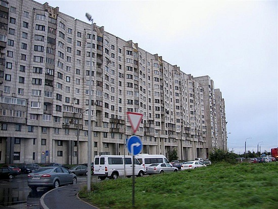 saint petersburg apartments