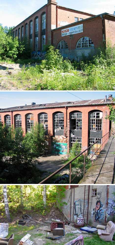 Abandoned-Scandinavia-Match-Factory