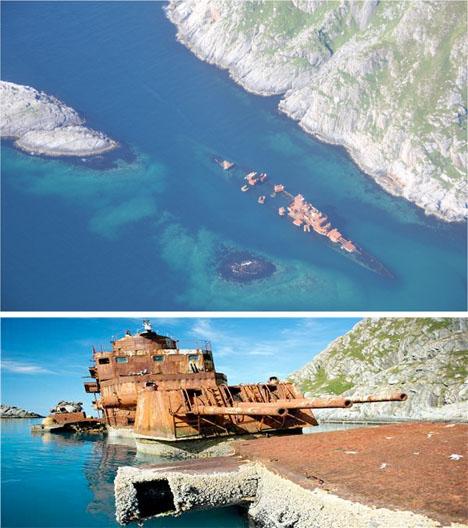 Abandoned-Scandinavia-Murmansk-Ship-2
