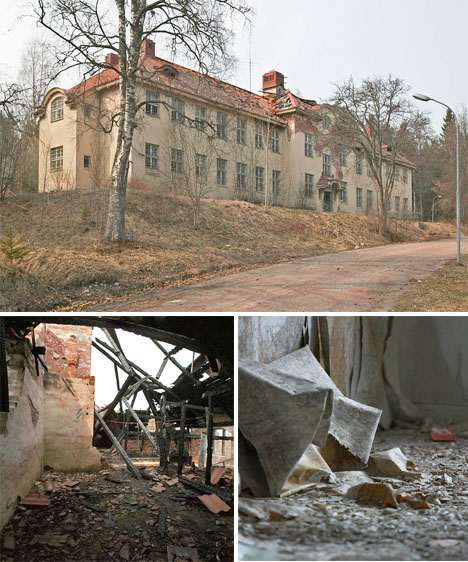 Abandoned-Scandinavia-Sater-Hospital-1