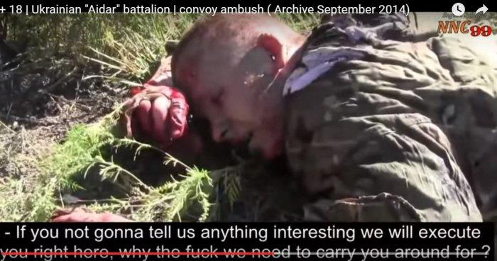 + 18  Ukrainian Aidar battalion  convoy ambush ( Archive September 2014) - YouTube - Google Chrome 1.5.2016 145130.jpg